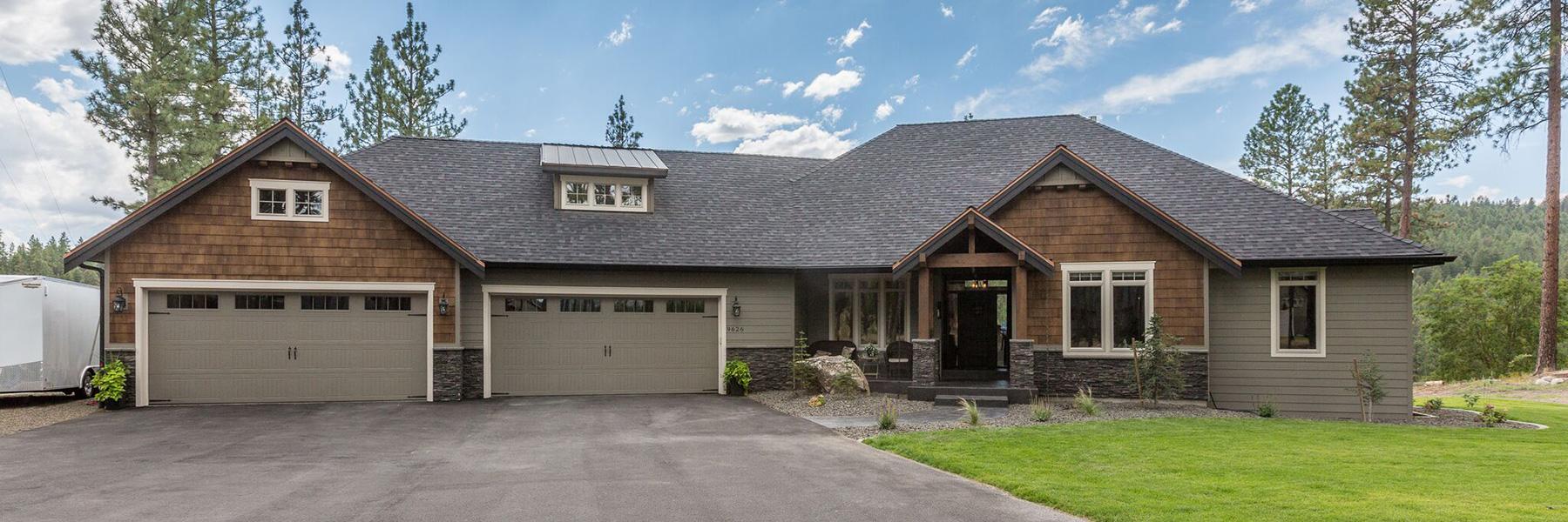 Danny sullivan construction spokane custom homebuilder for Sullivan homes